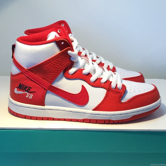 "022730ba7e78 NIKE SB DUNK HIGH PRO ""DREAM TEAM PACK"" 854851-661"